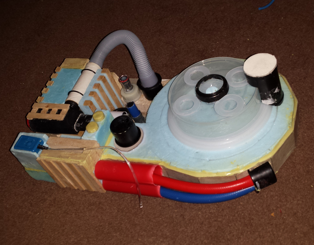 Building Your Own Children S Ghostbuster Proton Pack